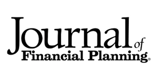 Journal of Financial Planning Magazine logo