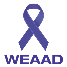 World Elder Abuse Awareness Day ribbon