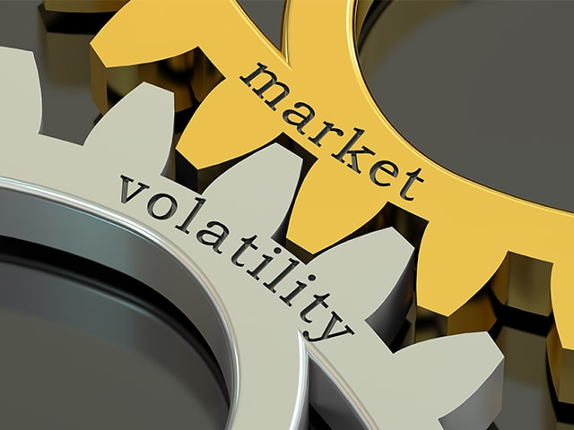 Gears turning with words market and volatility